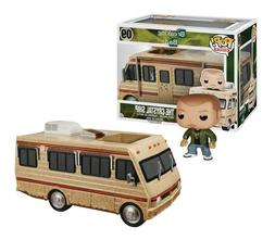 Funko Pop! Rides #09 Breaking Bad The Crystal Ship with Jess
