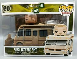 Funko Pop! Rides #09 The Crystal Ship with Jesse Pinkman Bre