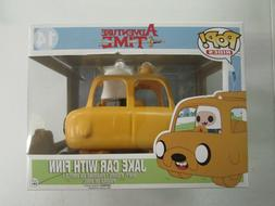 Funko Pop! Rides Adventure Time Jake Car with Finn 14