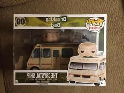 Funko POP Rides: Breaking Bad The Crystal Ship RV Jesse Pink