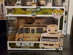 Funko Pop! Rides Breaking Bad The Crystal Ship #09 Vaulted V