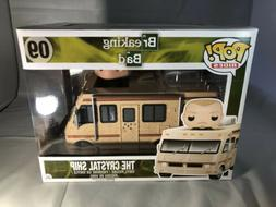 FUNKO POP RIDES BREAKING BAD THE CRYSTAL SHIP 09 NEW