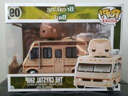Funko Pop! Rides Breaking Bad THE CRYSTAL SHIP with JESSE PI