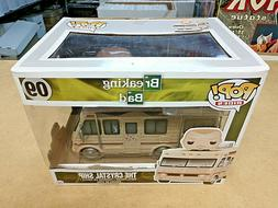 FUNKO POP! RIDES BREAKING BAD THE CRYSTAL SHIP #09 NEW