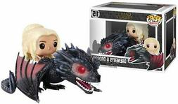 Funko Pop Rides: Game of Thrones - Daenerys and Drogon Vinyl