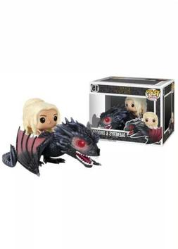 Funko POP Rides Game of Thrones * Dragon  Daenerys Action Fi