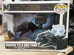 FUNKO POP RIDES! GAME OF THRONES: NIGHT KING & ICY VISERION