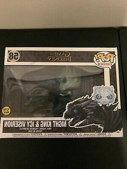 Funko POP! Rides Game of Thrones Night King & Icy Viserion #