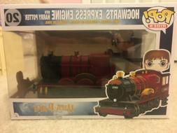 Funko Pop! Rides Hogwarts Express Engine With Harry Potter V