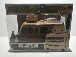 Funko Pop Rides NEW  The Crystal Ship Breaking Bad With Jes