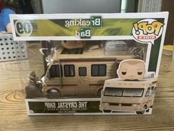 Funko Pop Rides The Crystal Ship Breaking Bad With Jesse Vin