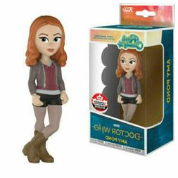 Funko Pop! Rock Candy Doctor Who Amy Pond 2018 Canadian Conv
