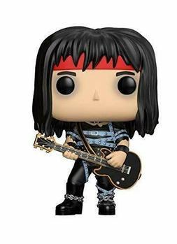 Funko POP! Rocks: Mötley Crüe Mick Mars Collectible Figure