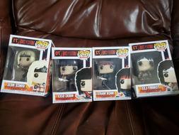 Funko Pop! Rocks Mötley Crüe set of 4