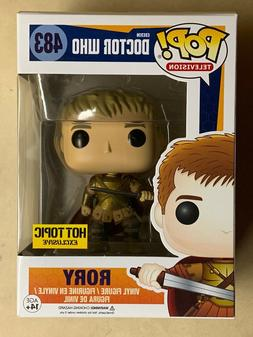 Funko POP Rory Doctor Dr. Who Vinyl Figure Hot Topic Exclusi