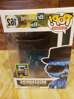 Funko Pop SDCC 2015 Exclusive Breaking Bad Blue Crystal Heis