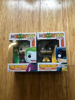Funko Pop! Set Batman Classic Tv Series  Surf's Up! Joker