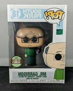 Funko Pop! South Park: Mr Garrison  #18  FREE SHIPPING