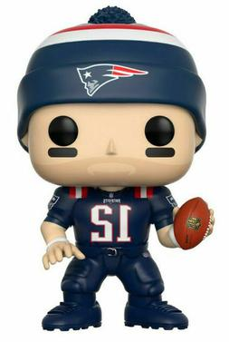 Funko Pop! Sports NFL Patriots #59 Tom Brady Vinyl Figure Co