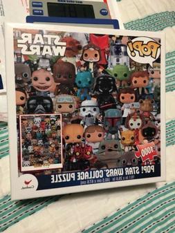 Funko POP! Star Wars 1000 Piece Collage Puzzle 19x27 Inch Se