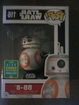 Funko Pop! Star Wars BB-8  #116  2016 Summer Convention Excl