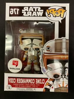 Funko Pop! Star Wars Clone Commander Cody #176 Walgreens Exc