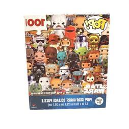 Funko Pop! Star Wars Collage Puzzle 100 Pieces Cardinal Puzz
