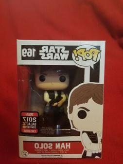 Funko Pop Star Wars - Han Solo #169 -