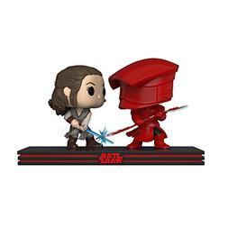 Funko POP! Star Wars Movie Moment: The Last Jedi - Rey and P