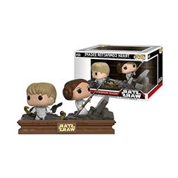 Funko POP! Exclusive Star Wars: Movie Moments - Luke Skywalk