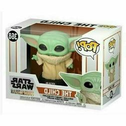 Funko Pop! Star Wars The Mandalorian Baby Yoda The Child Pre