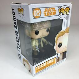 Funko Pop Star Wars Tobias Beckett