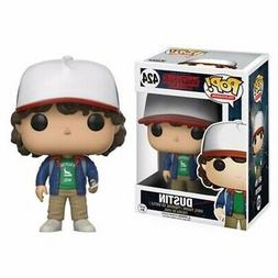 Funko Pop Stranger Things Dustin With Compass Vinyl Action F