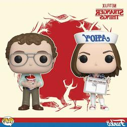 Funko Pop! Stranger Things Robin and Alexei PRE-ORDER