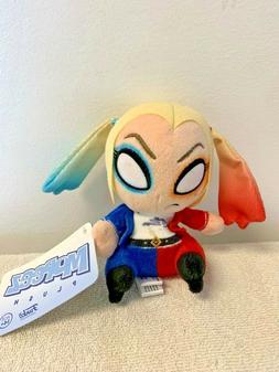 Funko Pop  Suicide Squad Harley Quinn Mopeez Plush NEW !