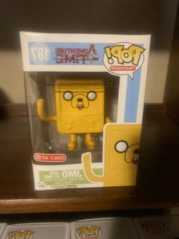 Funko Pop Target Exclusive Adventure Time JMO Jake as BMO Te