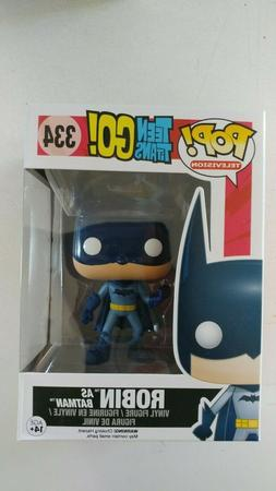 Funko Pop! Teen Titans GO! ROBIN as Batman!