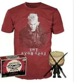 Funko POP Tees THE LOST BOYS Vampire David T-Shirt S M Targe
