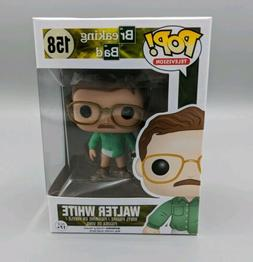 Funko POP! Television #158 Walter White Breaking Bad Vaulted