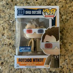 Funko Pop Television #233 Doctor Who Tenth Doctor Hot Topic