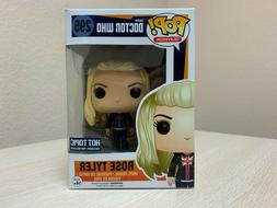 Funko POP! Television #295 ROSE TYLER BBC Doctor Who Hot Top