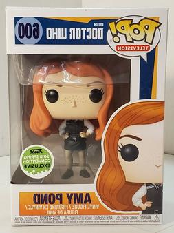 Funko Pop Television #600 - Doctor Who Amy Pond 2018 Spring