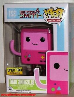 FUNKO POP TELEVISION Adventure Time BLUSHING BMO #321 HOT TO