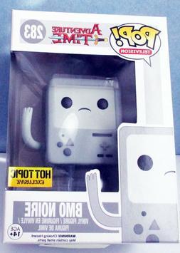Funko POP Television Adventure Time BMO NOIRE #283 HOT TOPIC