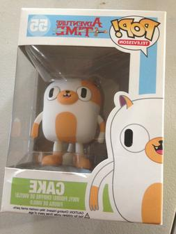 FUNKO POP TELEVISION ADVENTURE TIME - CAKE #55 - VAULTED!! R