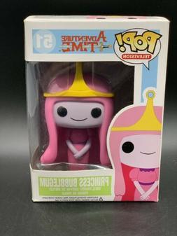FUNKO POP TELEVISION Adventure Time PRINCESS BUBBLEGUM #51 V
