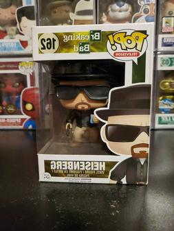 Funko Pop! Television Breaking Bad Heisenberg #162 Vinyl Fig