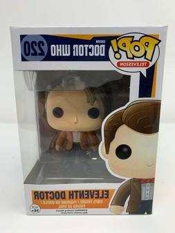 Funko POP Television Doctor Who 220 Eleventh Doctor VAULTED