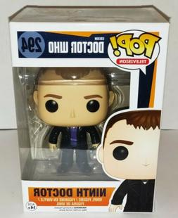 Funko Pop! Television Doctor Who #294 9th Ninth Doctor Chris