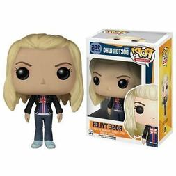 FUNKO POP TELEVISION DOCTOR WHO #295 ROSE TYLER~VAULTED VINY